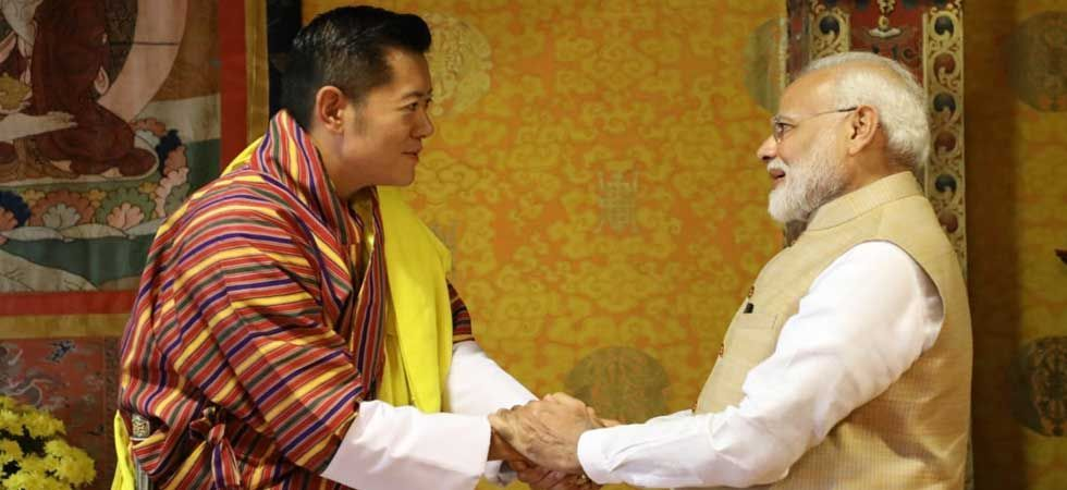 Bhutan, thus becomes the fourth SAARC nation to support India over the Kashmir issue. (Twitter/MEA India)