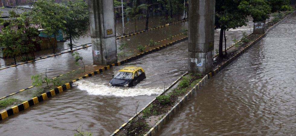 Low pressure over the Bay of Bengal resulted in torrential showers in the financial capital. (File Photo)