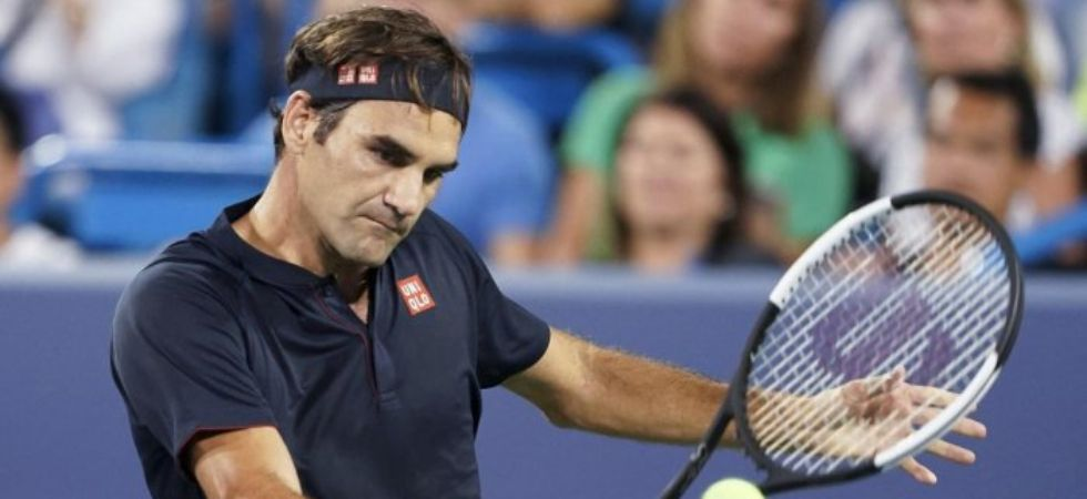 Roger Federer out of US Open after losing to Gregor Dimitrov