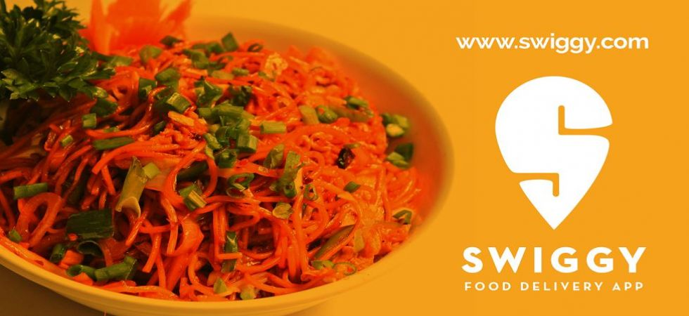 Food ordering and delivery platform Swiggy (Photo Source: Swiggy App)