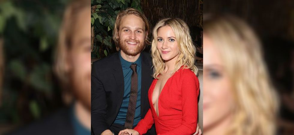 Wyatt Russell marries girlfriend Meredith Hagner. (Image: Instagram)