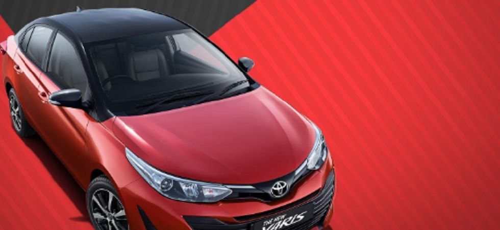 Toyota Launches 'The Happenin' New Yaris' (Image credit: Twitter)