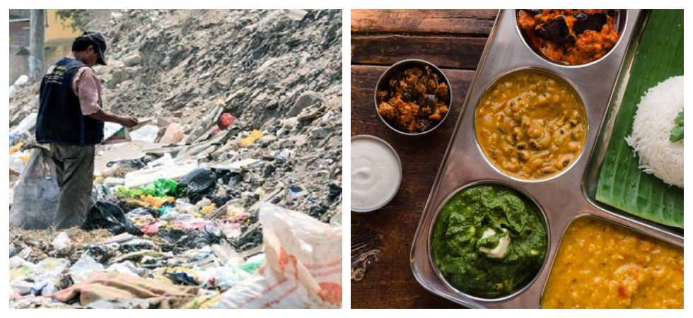 India's First 'Garbage Café' Lets You Exchange Trash For Free Food (Photo: Twitter)