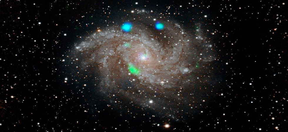 The primary objective of the NuSTAR observations was to study the supernova — the explosion of a star (Photo Credits: NASA)