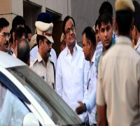 'Only Worried About...': P Chidambaram's First Reaction After Court Sends Him To Tihar