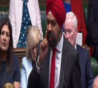Watch: Sikh MP Asks Boris Johnson To Apologise For Remarks On Muslim Women In Viral Video
