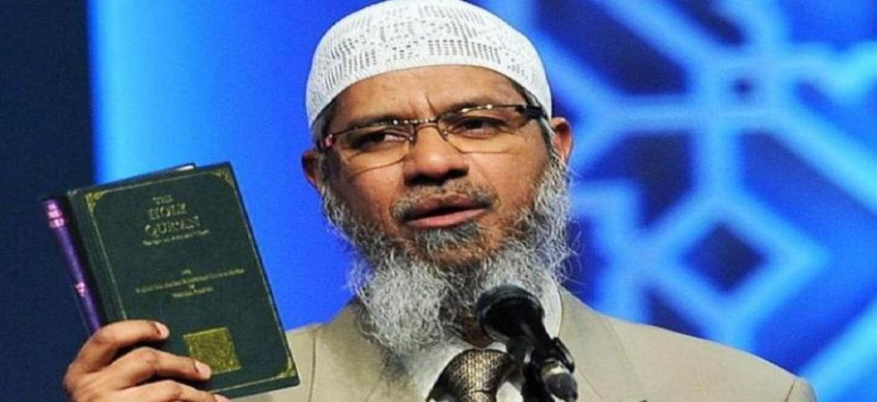 Zakir Naik is wanted by Indian authorities since 2016 for alleged money laundering and inciting extremism through hate speeches. (File Photo)