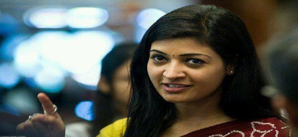 Before joining Aam Aadmi Party, Alka Lamba was part of the Congress women wing. (File Photo)