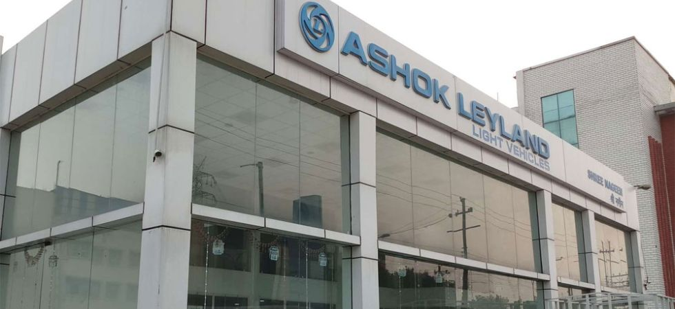 Ashok Leyland, the Hinduja flagship firm, reported a 47 per cent decline in total commercial vehicle sales at 9,231 units in August. (File Photo)