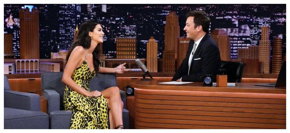 Kendall Jenner Reveals Major Crush For Brad Pitt (Photo: Twitter)
