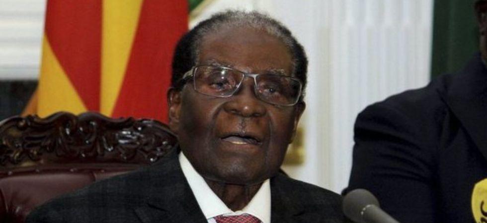 Robert Mugabe (Image: PTI File Photo)