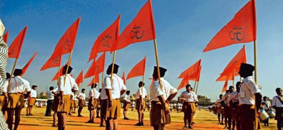 RSS flags (File Photo)