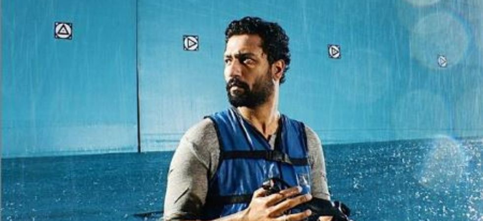 Vicky Kaushal wraps shoot of Bhoot Part One: The Haunted Ship. (Image: Instagram)