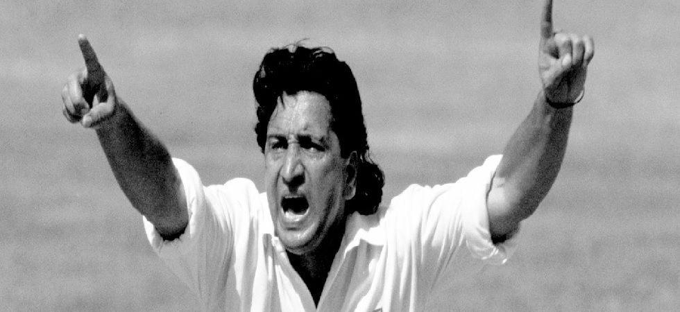 Pakistan's master leg-spinner Abdul Qadir died in Lahore on Friday after suffering from a massive cardiac arrest (Photo: Twitter@TheRealPCB)