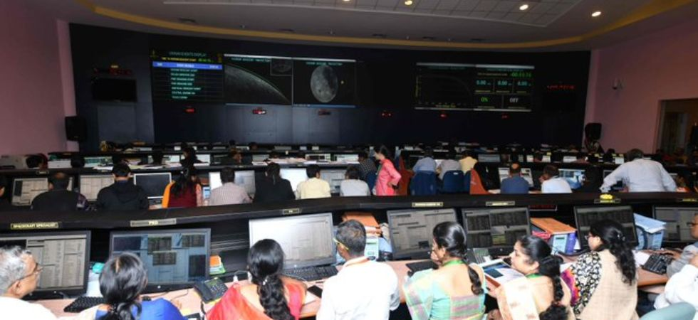 ISRO boss had previously described final moments of Chandrayaan-2 final descent as 'most terrifying' 15 minutes of the lunar mission.