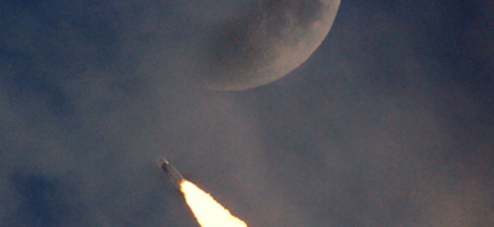 The mission life of the 2,379-kg Chandrayaan-2 orbiter is one year. (Photo credit: ISRO)