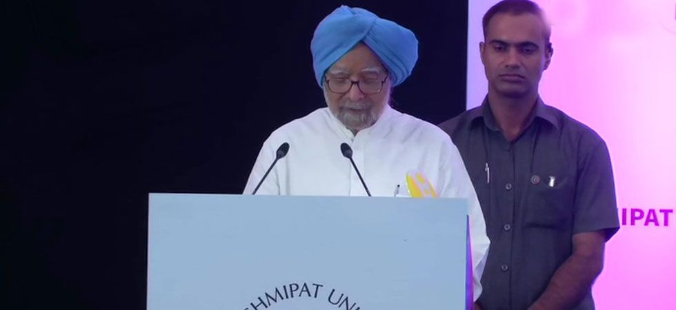Manmohan Singh also said that a 'well-conceived strategy' is needed to make India a five trillion economy. (Image Credit: ANI)