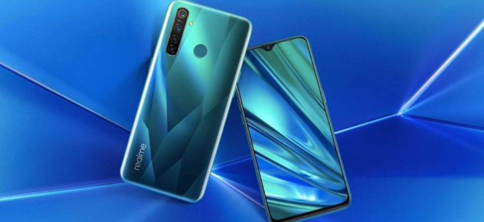 Realme Q (Photo Credit: Twitter)