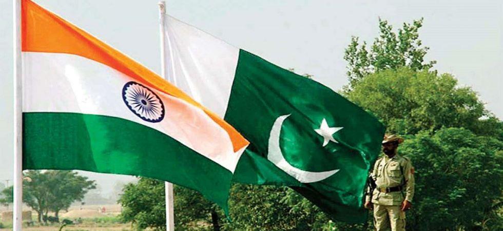 India-Pakistan flags (File Photo)