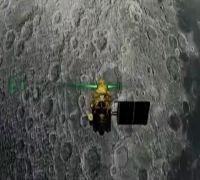 ISRO's Chandrayaan-2 Orbiter Locates Vikram Lander On Moon, But No Contact Established Yet
