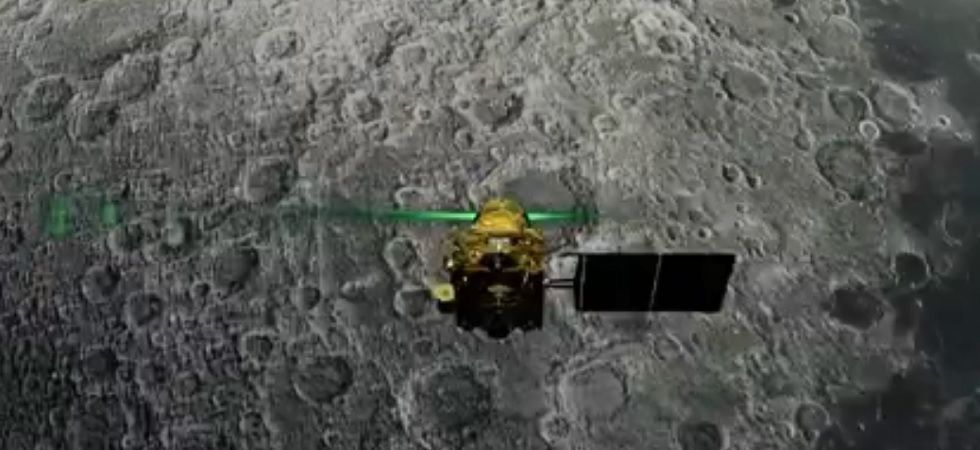 Artist's impression of Chandrayaan-2 orbiter (Image: ISRO)