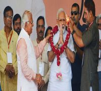 PM Modi Launches Poll Campaign In Haryana, Thanks People For Support