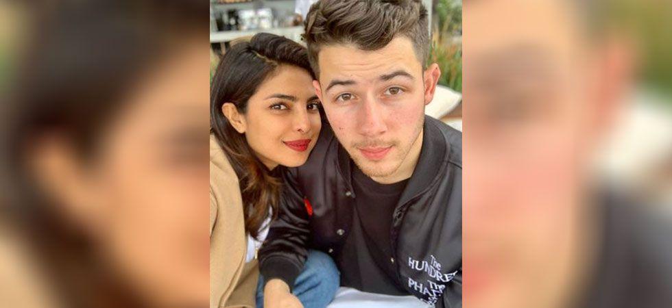 Priyanka Chopra and Nick Jonas. (Image: Instagram)