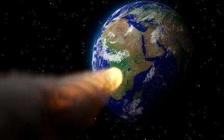 Asteroid WARNING! Massive Space Rock 2019 RG2 Coming Towards