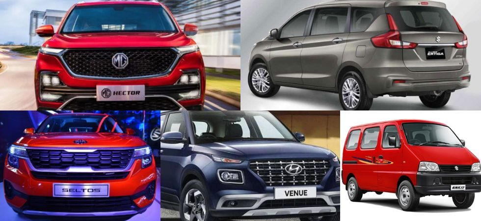 From MG Hector To Kia Seltos, These Five Cars Are BEATING Slowdown Like A Boss (File Photo)