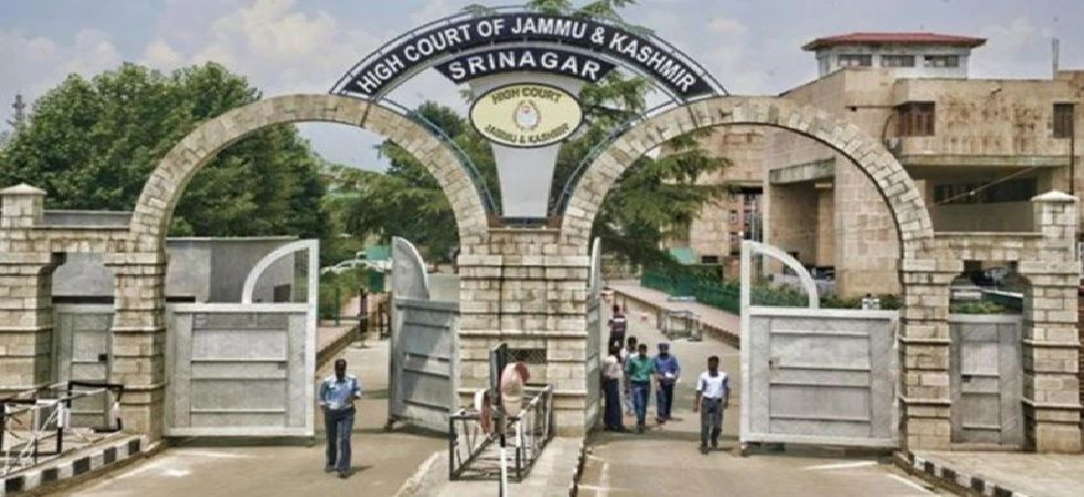 There will be a common High Court for the UTs of Jammu and Kashmir and Ladakh