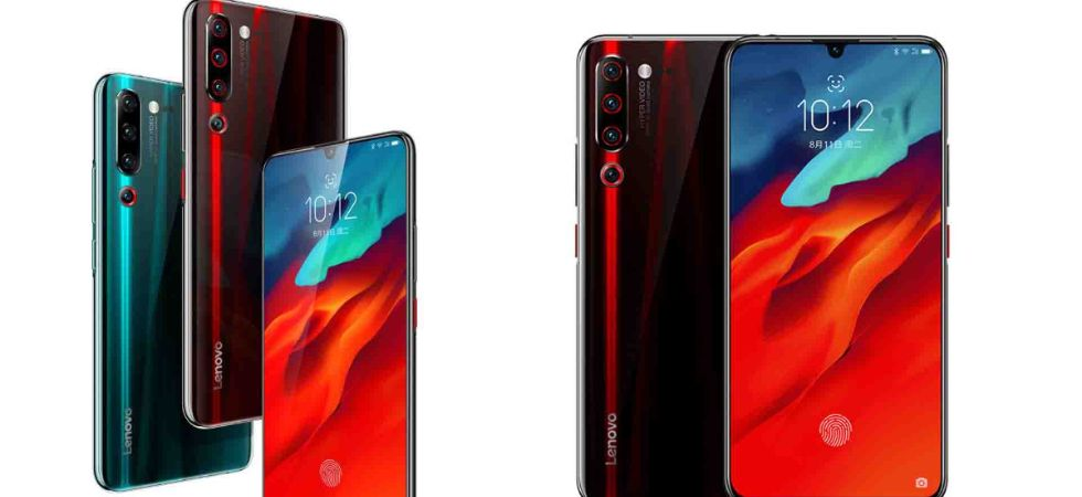 Lenovo Z6 Pro launched in India (Photo Credit: Twitter)