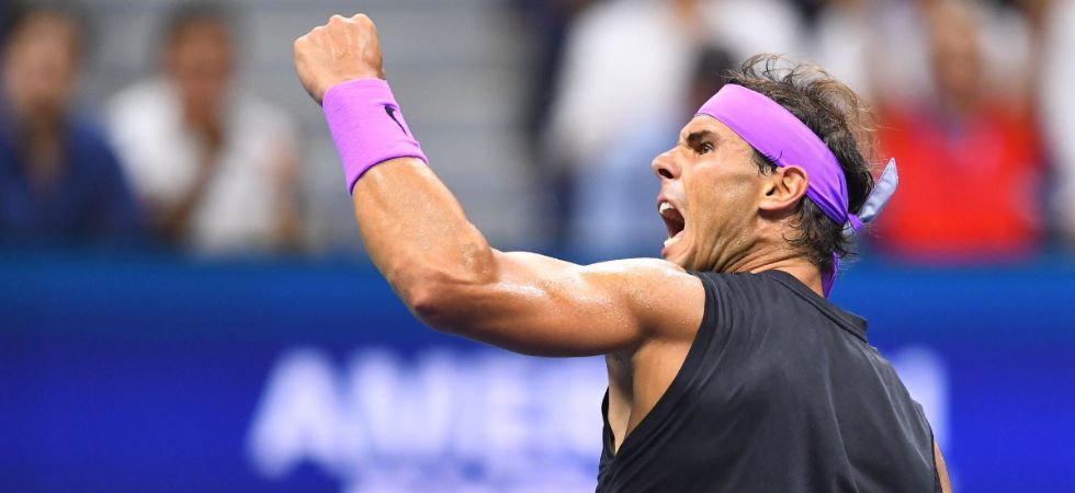 This is Rafael Nadal's 19th Grand Slam victory