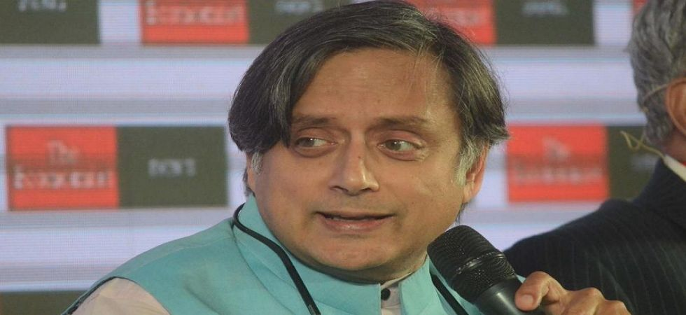 Recently, Kerala Pradesh Congress Committee had issued a notice to Shashi Tharoor. (Image Credit: IANS)