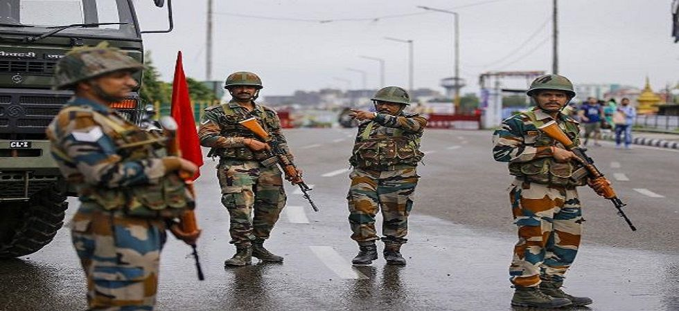 India last month abrogated the provisions of Article 370 in Jammu and Kashmir, and bifurcated it into two Union Territories. (File)