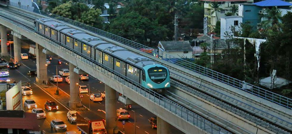 Kochi Metro Rail (File Photo)