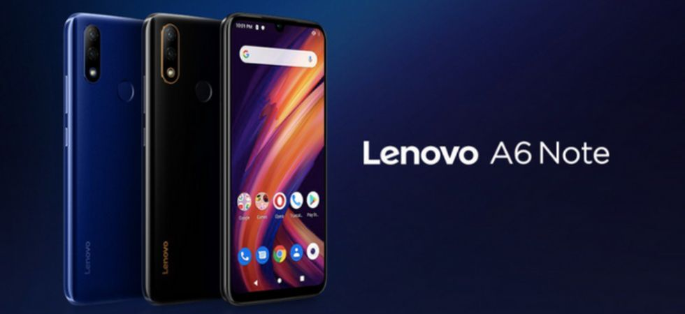 Lenevo A6 Note launched in India (Photo Credit: Twitter/@TheMrPhone)