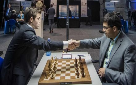 Viswanathan Anand Hopes To Seal Final Spot In Grand Chess