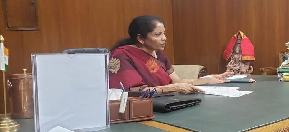 Finance Minister Nirmala Sitharaman had held mindsets of millennial responsible for the slump in the auto sector. (Photo: Twitter/@nsitharamanoffc)
