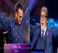 KBC Gets First Crorepati Of 11th Season; Bihar Boy To Attempt 7 Crore Question