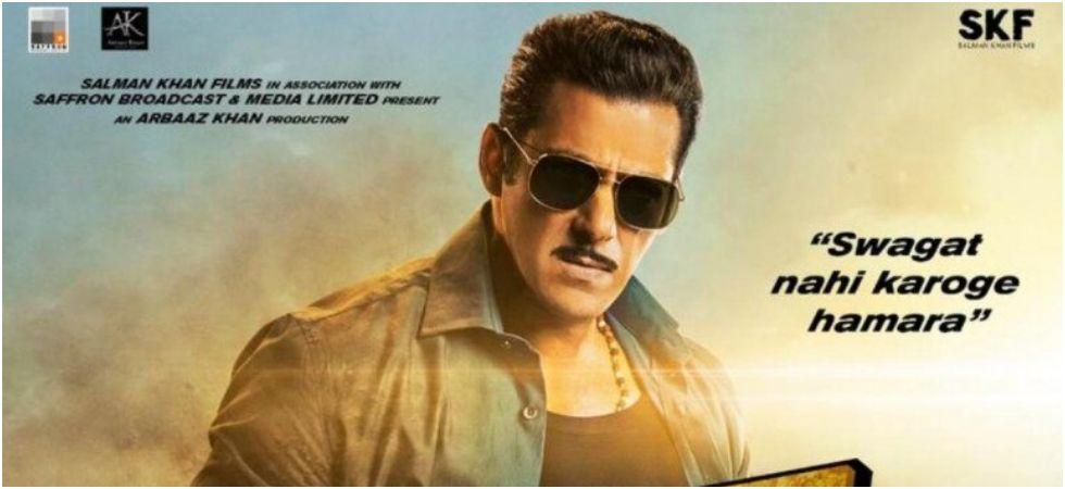 Salman Khan Makes His Grand Comeback As Chulbul Pandey.