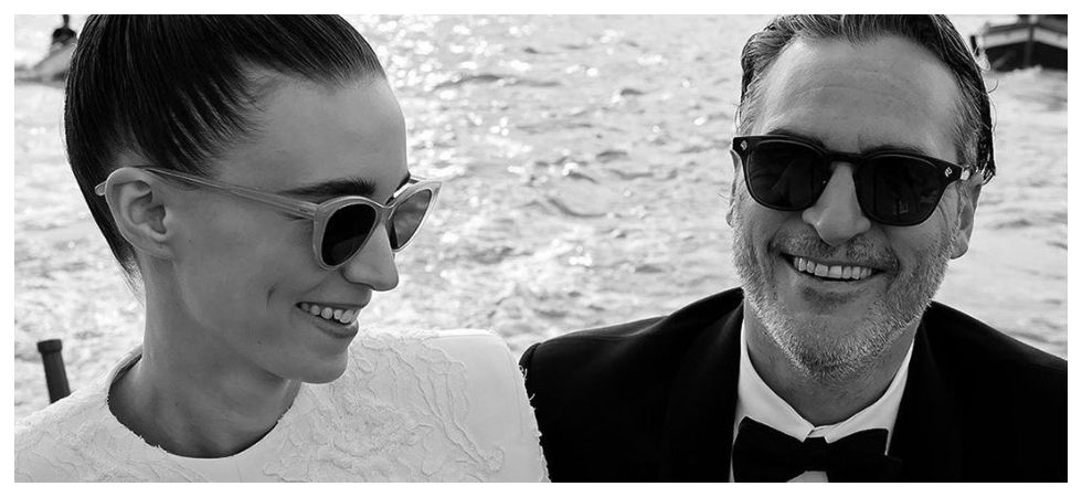 Joaquin Phoenix Has A 'Filthy' Name For Ladylove Rooney Mara (Photo: Twitter)