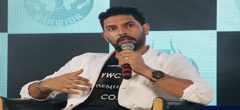 Yuvraj Singh is a former Indian cricketer, who won the man of the series award in 2011 World Cup. (Image Credit: Twitter)