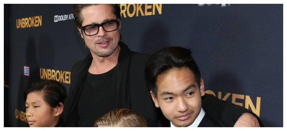 Maddox Breaks Silence On Estranged Dad, Brad Pitt (Photo: Twitter)