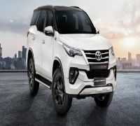 Toyota Launches Limited Edition Fortuner Priced At Rs 33.85 Lakh, Know More