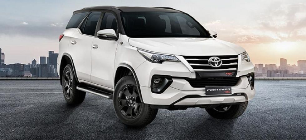 Toyota Kirloskar Launches Limited Edition Fortuner Priced At Rs 33.85 Lakh (Image credit: Twitter/Toyota_Fortuner)