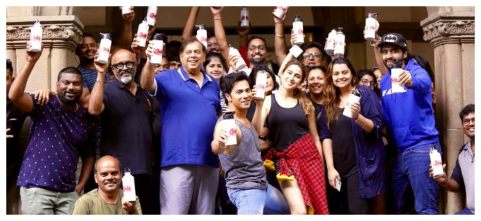 PM Modi Praises Coolie No. 1 Team For Ban On Single-Use Plastic (Photo: Twitter)