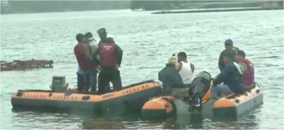Authorities have launched mega rescue mission to search for the missing individuals. (Photo: ANI/Twitter)