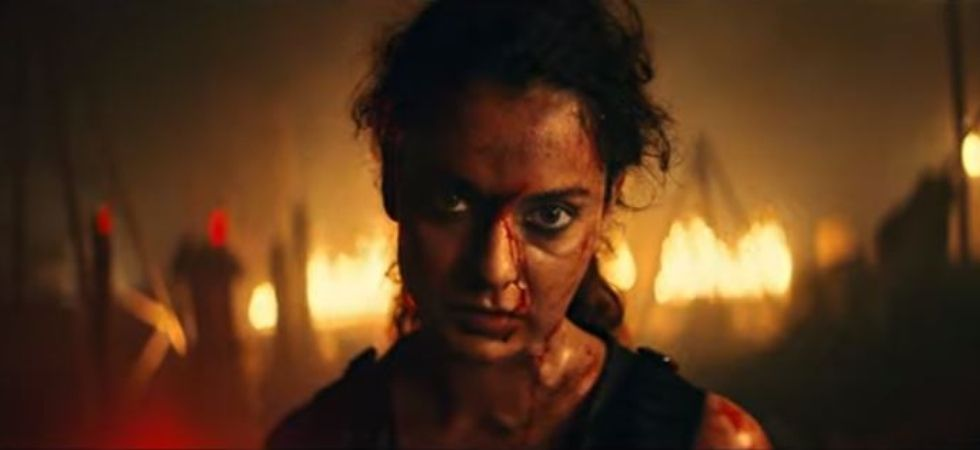 Kangana Ranaut Compares Action Thriller Dhaakad With Resident Evil