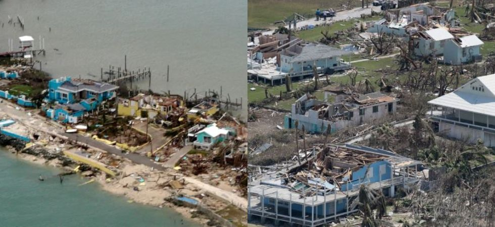 Some 1,300 people still missing in Bahamas due to Hurricane Dorian (File Photo)