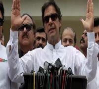 In Muzaffarabad, Imran Khan Again Provokes India Over Kashmir, Calls PM Modi 'A Coward Man'